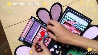getlinkyoutube.com-Explosion Box (handmadebykhen)