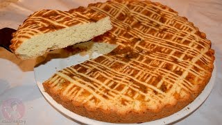 getlinkyoutube.com-حلوى الخبزة او الفطيرة سريعة بدون تعب وبدون اختمار رااااائعة لشرب الشاي