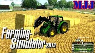getlinkyoutube.com-Farming Simulator 2013 - John Deere 6115R