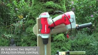 getlinkyoutube.com-Trolling motor made from wood