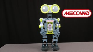 getlinkyoutube.com-Meccanoid G15 Personal Robot from Spin Master