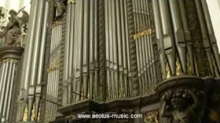 """getlinkyoutube.com-Widor - """"Mattheus-Final"""" from """"Bach's Memento"""", played by Peter Van de Velde; Antwerp Cathedral"""