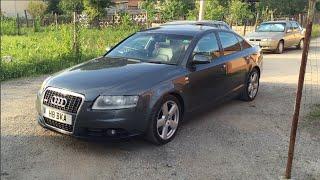 Noua mea masina Audi A6 S-line + Drumul la Timisoara