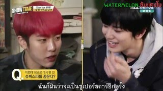 getlinkyoutube.com-[THAISUB] 160225 Showtime Infinite EP 12 (FULL)