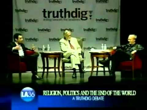 Debate: Chris Hedges vs. Sam Harris - Religion, Politics and the End of the World (2 of 2)