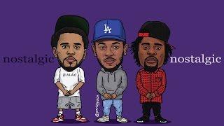 getlinkyoutube.com-Nostalgic - J Cole x Kendrick Lamar x Wale Type Beat (Prod. B Mac)
