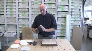 getlinkyoutube.com-Swirl-Free Sanding with Larry Smith from Festool