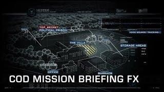 getlinkyoutube.com-COD Mission Briefing Fx