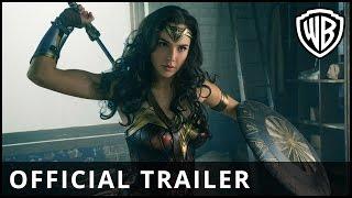 getlinkyoutube.com-Wonder Woman - Official Trailer - Warner Bros. UK