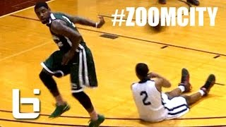 getlinkyoutube.com-Kyrie Irving Is a Killer With The Crossover & Ball Handling Wizard! #ZoomCity