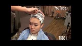 getlinkyoutube.com-TKB51 剃髪ビデオ #109 メイキング  ☆ Headshave