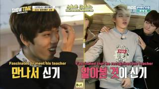 getlinkyoutube.com-[ENG-SUB] 151231 MBC INFINITE Showtime Ep. 4 (Part 2 of 2)