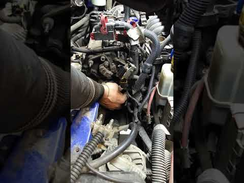 Видео 2 Термостат Fiat Doblo 1.4 2007г.