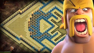 getlinkyoutube.com-Clash of Clans - INSANE TROPHY BASE! Townhall 10 (TH10) Trophy/Clan War BASE!