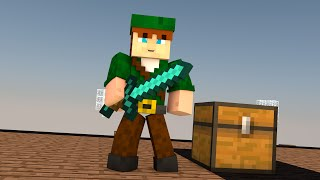 getlinkyoutube.com-Minecraft PE 0.14.0 - SERVIDOR DE SKYWARS LIFEBOAT / LBSG (POCKET EDITION)