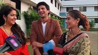 getlinkyoutube.com-Sasural Simar Ka 12th March 2015 Full Episode | Sidhant Finds Real Roli | Behind The Scene