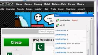 Roblox 2013 Account Stealing.