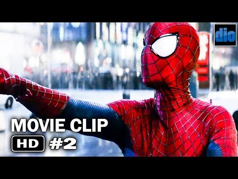 THE AMAZING SPIDER MAN 2 You're In Trouble  Movie Clip #2