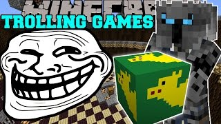 getlinkyoutube.com-Minecraft: INFERNO TROLLING GAMES - Lucky Block Mod - Modded Mini-Game