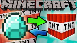 getlinkyoutube.com-If Diamonds and TNT Switched Places - Minecraft