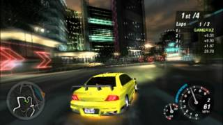 getlinkyoutube.com-Need for Speed: Underground 2 (PS2 Gameplay)