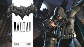 getlinkyoutube.com-Batman All Cutscenes (Telltale Series) Game Movie | Episode 1: Realm of Shadows
