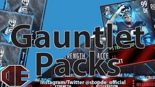 getlinkyoutube.com-Madden Mobile 16 NFL Gauntlet Packs! 20 Madden Mobile 16 Gauntlet Exchange Packs!