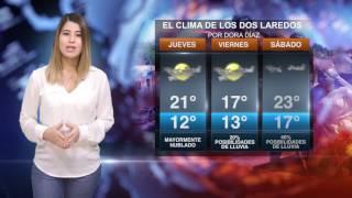 CLIMA JUEVES 2 DE FEBRERO 2017