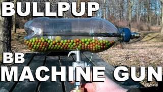 getlinkyoutube.com-How to Make an Airsoft Machine Gun from a Soda Bottle