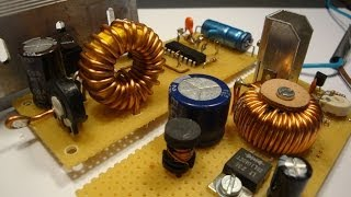 SMPS Tutorial (3): Charge Pumps, Buck Converters, Switched Mode Power Supplies