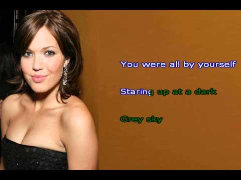 Cry ~ Mandy Moore ~ Karaoke