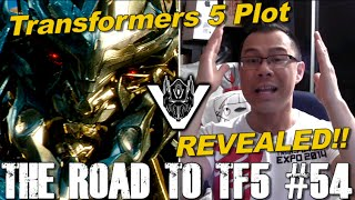 getlinkyoutube.com-Transformers 5 Plot Details REVEALED!!  SPOILERS!! - [THE ROAD TO TF5 #54]