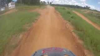 getlinkyoutube.com-KTM 250 SXF - Dirt City USA in Oakboro, NC