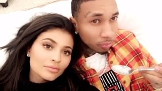 getlinkyoutube.com-KYLIE JENNER SNAPCHAT VIDEOS 56 (ft. Kendall Jenner,Tyga,Kris Jenner,etc.) + Cooking With Kylie