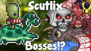 getlinkyoutube.com-Scutlix VS Bosses!? - WEAPONIZED ANIMALS! - Weapon VS Bosses