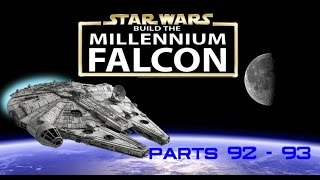 getlinkyoutube.com-Build the Millennium Falcon Parts 92 - 93: Not closing time just yet...