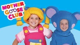 getlinkyoutube.com-Nursery Rhyme Singing Time - Children's Songs With Mother Goose Club