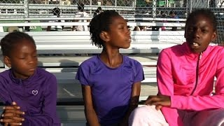 Homeless NYC Sisters Head to Junior Olympics