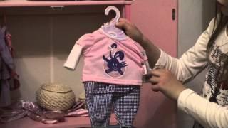 getlinkyoutube.com-Презентация моей Baby Born куклы Белла