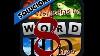 getlinkyoutube.com-4 fotos 1 palabra | Todas las respuestas de 8 letras. Más fácil y rápido.
