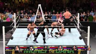 getlinkyoutube.com-WWE 2K16: Money In The Bank