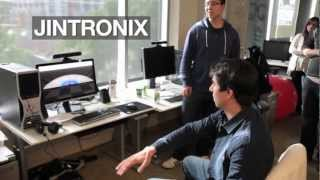 Kinect Accelerated: Meeting the companies
