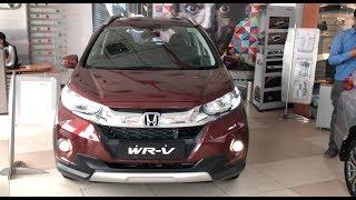Honda WRV Vx Model Diesel Interior and Exterior Walkaround