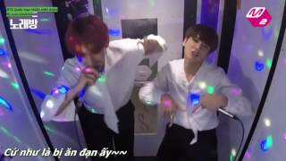 getlinkyoutube.com-[Vietsub]BTS -BURNING KARAOKE   BANG BANG BANG   Lên~~