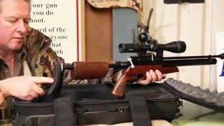 getlinkyoutube.com-Air Arms S410 TDR Air Rifle