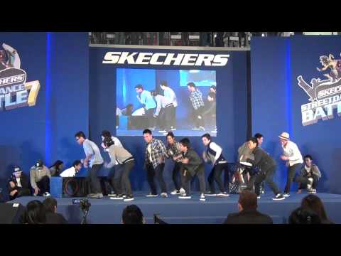 SKECHERS STREETDANCE BATTLE  7 ELIMINATION | AMA DANCE TROUPE QC | FINALIST