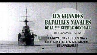 getlinkyoutube.com-Les grandes batailles navales de la 2nd guerre mondiale - Documentaire