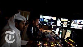 Why Saudi Arabia Wants Qatar to Shut Al Jazeera | The New York Times
