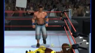 getlinkyoutube.com-WWE Smackdown vs Raw 2010 Gameplay in ps2 Emulator