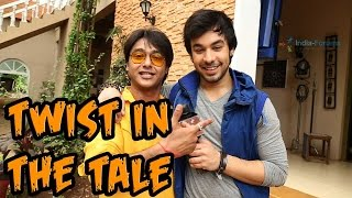 Manish Goplani and new entrant Vishal Thakkar speak about the twist in the tale